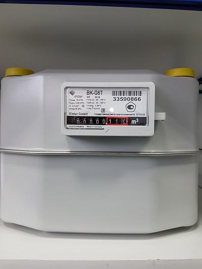 газовые счетчики elster bk-g6